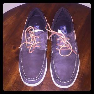 Polo Ralph Lauren Men''s Boat Shoes Sz 9.5 D